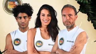 Carolina Stramare, Akash Kumar e Ferdinando Guglielmotti