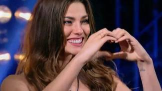 Dayane Mello (Frame video Canale 5)