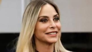 Stefania Orlando (Frame video Canale 5)