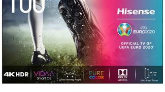 Hisense Smart Laser su amazon.com