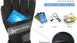 Brace Master su amazon.com