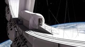 Voyager Station, hotel nello spazio