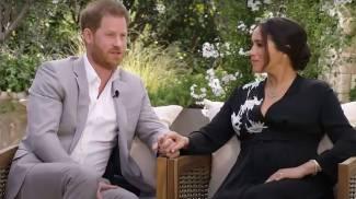 Screenshot dell'intervista concessa a Oprah Winfrey - Foto: sito YouTube di ITV News