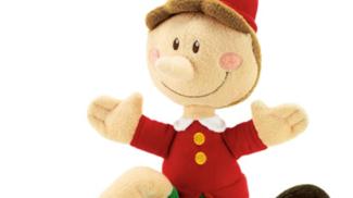 Trudi - Pinocchio Peluche su amazon.com
