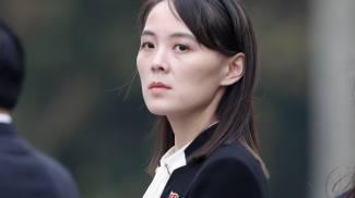Kim Yo-jong, la sorella di Kim Jong-un (Ansa)