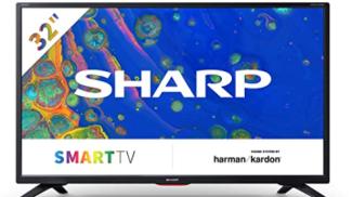 Sharp Aquos 32BC6E su amazon.com