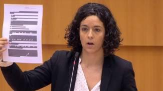 Manon Aubry, europarlamentare