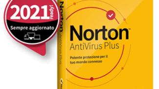 Norton Antivirus Plus 2021 su amazon.com