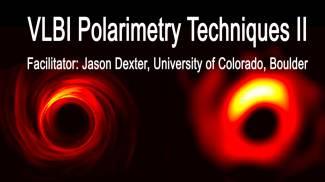 le immagini polarizzate del buco nero nella galassia M87