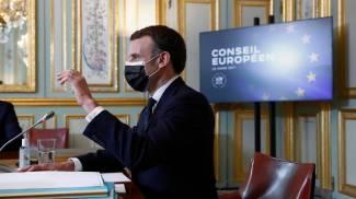 Emmanuel Macron (Ansa)