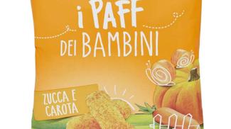 Paff zucca e carota di Plasmon su amazon.com
