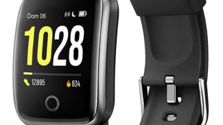 Smartwatch orologio fitness di Willful su amazon.com