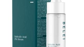 Siero all'acido salicilico 2% di Belei su amazon.com