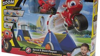 Ricky Zoom Playset Super Stunt su amazon.com