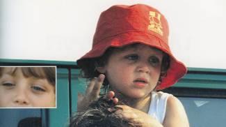 Valentino Rossi con mamma Stefania nei paddock a seguito del babbo