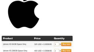 Apple nel deep web