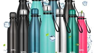Borraccia termica di UMI su amazon.com