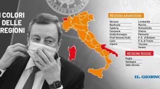 La nuova mappa d'Italia