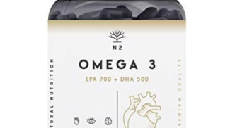 Integratore Omega 3 di N2 Natural Nutrition su amazon.com