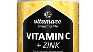 Integratore Vitamina C + Zinco di Vitamaze su amazon.com