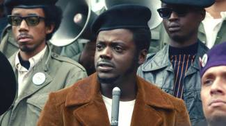"Daniel Kaluuya in ""Judas and the Black Messiah"""