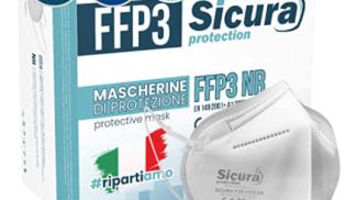 10 Mascherine Protettive su amazon.com