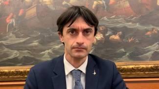 L'onorevole Manfredi Potenti (Lega)