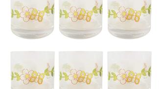THUN ® - Set 6 Bicchieri su amazon.com