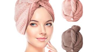Asciugamani per Capelli su amazon.com
