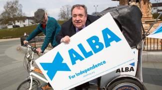 Alex Salmond (Ansa)