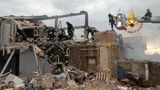 Il magazzino esploso