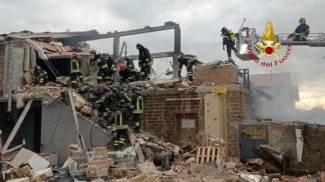 L'esplosione del magazzino
