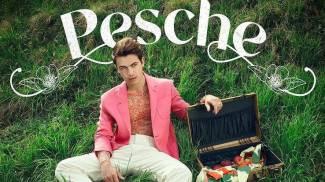 Federico Rossi e la copertina del nuovo disco 'Pesche'
