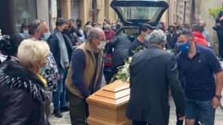 Il funerale di Elisabetta D'Innocenti