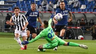 Coppa Italia: il gol di Chiesa (Ansa)