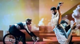 La seconda semifinale degli Eurovision 2021 (Ansa)