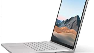 Microsoft Surface Book su amazon.com