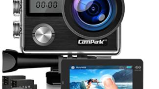 Campark Action Cam su amazon.com