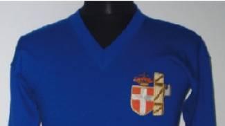 La maglia dell'Italia nel 1933