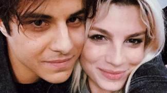 Michele Merlo ed Emma Marrone (Foto Instagram)