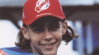 Valentino Rossi (dall'archivio privato)