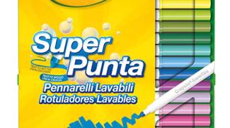Crayola SUPERTIPS-Pennarelli su amazon.com