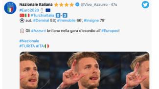L'Italia non stecca la prima