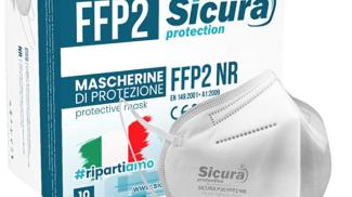 50 Mascherine FFP3 su amazon.com