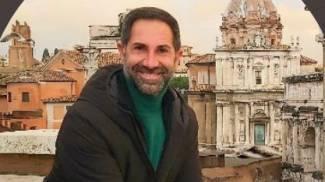 Il giornalista Giuseppe Di Tommaso (Twitter)