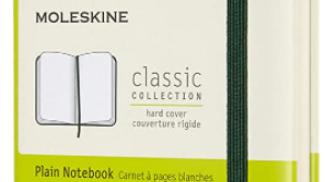 Moleskine Classic Notebook su amazon.com