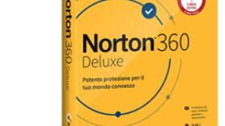Norton 360 Deluxe 2021 su amazon.com