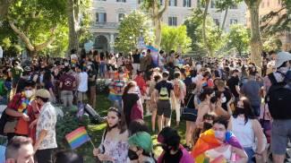 Gay Pride a Roma (Dire)