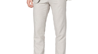 Pantaloni Eleganti Slim su amazon.com