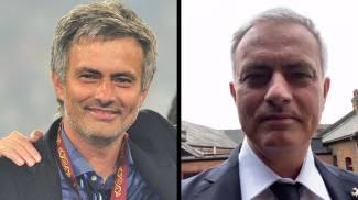 José Mourinho: nel 2010 quando allenava l'Inter e ora nel 2021 neo tecnico della Roma